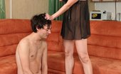Submissive Cuckolds SC Olga 0503 Submissive Man Gets Beaten Up By His Wife Craving Another Man'S Meaty Cock