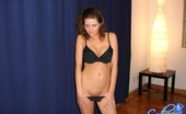 Southern Kalee Hubbysshirt Kalee Strips Out Of Her Bra And Panties And Rubs Her Tight Pussy