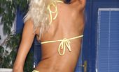 ALS Angels Nickyblond01 Nicky Blond In A Wet Micro Bikini