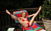 ALS Angels Tabitha12 Tabitha'S Red Bikini
