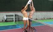 ALS Angels Samanthaheat02s Hot Tennis Babes Samantha Heat And Eufrat