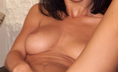 ALS Angels Ritarema03 Busty Brunette Rita Gaping Pussy With Speculum