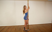 ALS Angels Veronicaweston03 Beautiful Girl Works Stripper Pole And DPs Herself In Heels