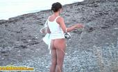 Beach Hunters Nudist Beach Camp Hottie Caught On Hidden Cam With No Clothes On In A Nudist Beach Camp