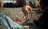 Beach Hunters Beach Full Of Spiers A Beach Full Of Voyeurs With Cameras Turns Into A Paradise For Nudists