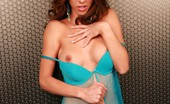 Blue Fantasies Laura Grillo Elegant Ecstasy Hot In Blue