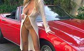 Blue Fantasies Shay Selway Rev My Engine Nude In My Car