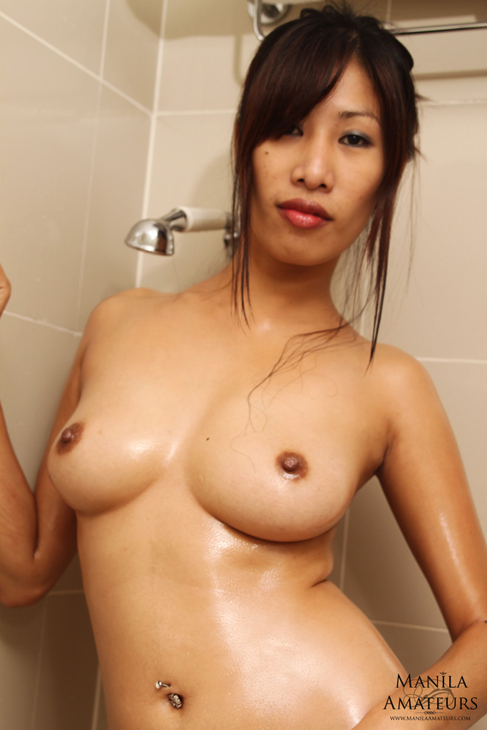 With Big tits filipina girl naked magnificent