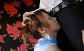 Idols 69 Ryo Japanese Streetwalker In A Silk Dress Shows Her Fine Ass Off