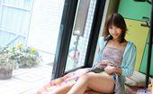 Idols 69 Haruka Asian College Slut Models Her Mini And Her Panties Outside