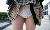 Idols 69 Yume Kimino Yume Has A Nice Pussy She Flashes Under Her Skirt