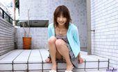 Idols 69 Haruka Morimura Japanese Babe Models Sexy Nighties And Shows Off Her Tits