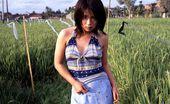 Idols 69 Bunko Kanazawa Hot Asian Babe Shows Off Her Fine Ass In Her Lingerie