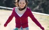 Idols 69 Maiko Kazano Rika Yuuki Asian Teen Model Has Nice Big Tits She Flashes