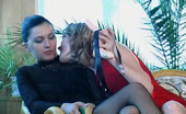 Backdoor Lesbians Ninette & Laura Hot Lesbian Babe Licking Pussy Like Hell Craving To Lose Her Anal Virginity
