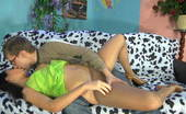 Anal Pantyhose Jenny & Maximilian Sweltering Brunette In Smooth Pantyhose Offers A Guy Hot Anal Entertainment