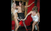 Nylon Jane 261417 Mature Threesome Gets Hot In The Dungeon