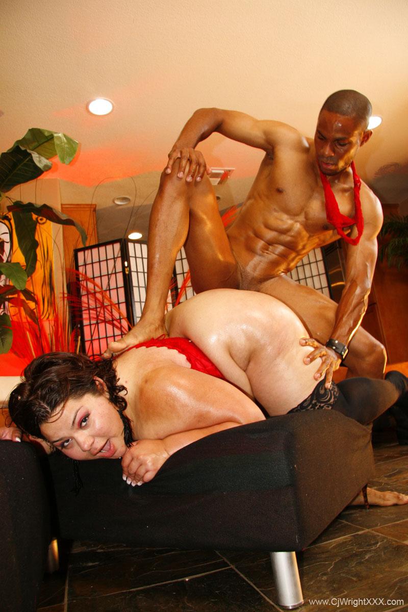 CJ Wright Big Black Cock Porn Star Fucks Hot BBW Jesselle 264610 - Good Sex  Porn