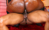 CJ Wright Black BBW Ms Knight Fucked Hard In The Ass By