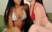 Club Filly Angel Cakes & Venus Harris Angel Cakes And Venus Harris Love To Lick Clit In These Hot Lesbian Photos