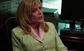 Club Filly Nina Hartley & Pepper Kester Nina Hartley Seduced At Work By Pepper Kester