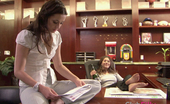 Club Filly Georgia Jones & Shyla Jennings Georgia Jones And Shyla Jennings Fuck On A Desk