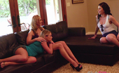 Club Filly Heather Starlet & Tanya Tate & Brooklyn Lee Tanya Tate Threesome With Brooklyn Lee And Heather Starlet