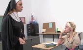 Club Filly Rebecca Bardoux & Brandi Blunt Brandi Blunt And Rebecca Bardoux Hanky Spanky