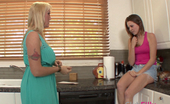 Club Filly Alana Evans & Claire Heart Claire Heart And Alana Evans Slip And Lick