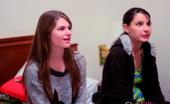 Club Filly Marie McCray & Charlotte Stokely & Kiara Diane & Anna Foxxx & Tessa Lane & Rilee Marks & Alice March & Natasha Malkova Eight Lesbians Share Behind The Scenes Peeks