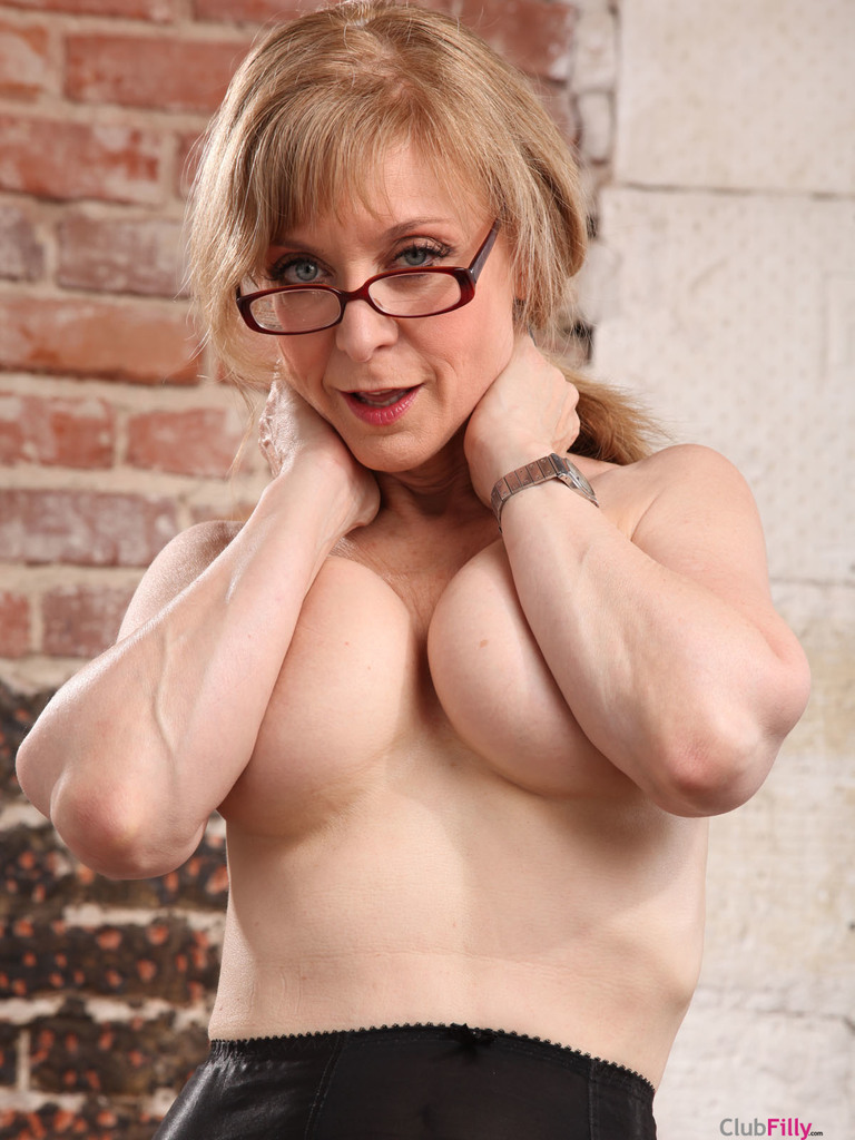 Apologise, Naked nina hartley