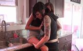 Club Filly Nikki Hearts & Janice Griffith 266106 Janice Griffith Brings Nikki Hearts Home To Play