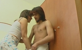 Guys For Matures Helena & Danil Lewd Mature Gal And Her Younger Lover Concentrating On Their Carnal Desires
