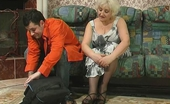 Guys For Matures Louisa & Bertram Crummy Milf Going After Younger Guy Anywhere Craving For Frenzied Fucking
