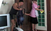 Guys For Matures Agatha & Nicholas Mature French Maid Forced To Swallow Manmeat And Open Up For A Younger Stud