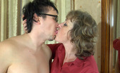 Guys For Matures Emilia & Rolf Sex-Crazy Guy Readily Explores A Mom'S Pussy With His Fingers And His Cock