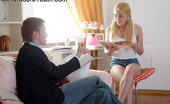 Hardcore Youth Kaitlyn Sweet Innocent Blonde Teen Sucks Cock And Tries Anal Sex
