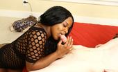 Ebony Tugs Hazel Handjob Paradise Young Ebony Babe Hazel Paradise Giving A Sensual Handjob