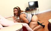 Ebony Tugs Stacey Chubby Teen Ebony Handjob Chubby Ebony Slut Stacey Gave Sensual Handjob
