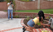 Cum Fu Amazing Big Ass Tits Asian Babe Mya Milani Gets A Huge Dong Stuck Up Her Pussy In These Hot Outdoor Hadr Fucking Cumfaced Pics