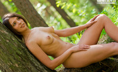Showy Beauty Rozalina Forest Beauty Sexygirl Photo Hot Girl Takes Off Her Dress While Walking In The Woods And Shows Off Her Tits And Pussy.