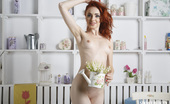 Showy Beauty Zhanna Fiery Diva Slimredhead Super Sexy Teen Chick Has Her Own Way To Approve The Superiority Of Natural Look Over Designed Beauty. Extra Sensual And Loveable.