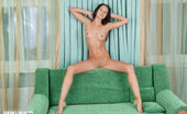 Showy Beauty Irena Tender Irena Brunettepussy Those Of You, Who Are Attracted To Tall Slim Angels, Will Adore This Image Set With The Nude Brunette Angel On The Couch.