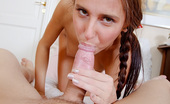 Smack My Bitch Germiona Pigtailed Schoolgirl Pounded In Ass Germiona Sucks On A Lollipop And Looks Sexy In Bed As She Wears A Schoolgirl Outfit And Has Her Hair In Braided Pigtails. She'S Irresistible And The Dude Can Only Study For So Long Before He Makes A Pass At Her. When He Finally Gets Her Naked Her Youthf