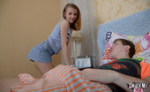 Smack My Bitch Zanna Teen Is An Anal Queen Zanna'S Scene Begins With Solo Play As She Has A Man Coming Over And She Wants To Loosen Her Asshole For The Anal Banging He'S Going To Give Her. She Uses A Little Red Dildo To Fuck It And It Slips In Easily. This Won'T Be Her First Time Having Anal
