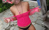 Submit Your Thai Poy Petite Emo Thai Girl Poy Is Out Side And Decides To Strip And Show Her Tits