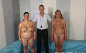 BBW Fight Club Lenkaleny Hot And Horny Nude BBW Wrestling
