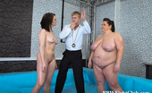 BBW Fight Club Viktoriedominika Semifinal Of BBW Fight Club With Viktoria And Dominika
