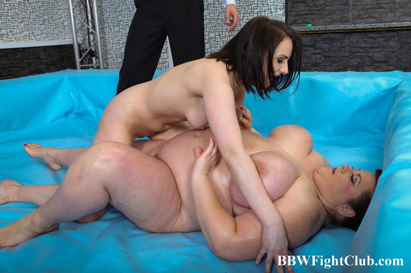 Bbw sex fight