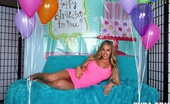 Samantha Saint Watch What Happens When A Few Of Samantha'S Friends Decide To Throw Her A Crazy Surprise Birthday Party. Lots Of Licking And Sucking And Fucking. Samanthas Birthday Orgy